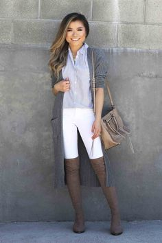 Fall Outfits Women 2017   Fall Fashion with YouTuber Miss Louie. 6 Fall outfit ideas in the 2017 Fall Lookbook video.  #fall #fallfashion #falloutfits #outfits