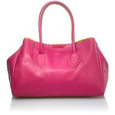 Furla Futura East/West Shopper    *I'm such a sucker for anything pink!*