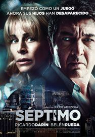 SÉPTIMO (Argentina/España, 2013) Director: Patxi Amezcua. Intérpretes: Ricardo Darin, Belén Rueda.