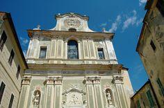 Riva Ligure (IM), Chiesa Parrocchiale di San Maurizio