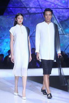 Heaven Gaia Xiong Ying Spring/Summer 2016 - Mercedes-Benz Fashion Week China | Male Fashion Trends