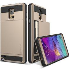 Custodia Galaxy Note 4 - [ Verus Damda Slide ] - Cover | Custodia protettiva per Samsung Galaxy Note 4
