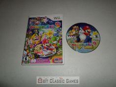 Mario party 9 NO MANUAL - Nintendo Wii & Wii U - 320mpn