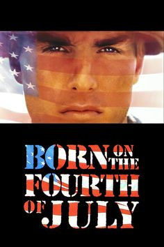 Born on the Fourth of July movie poster - #poster, #bestposter, #fullhd, #fullmovie, #hdvix, #movie720pThe biography of Ron Kovic. Paralyzed in the Vietnam war, he becomes an anti-war and pro-human rights political activist after feeling betrayed by the country he fought for.
