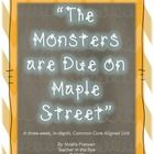 the monsters are due on maple street teleplay pdf