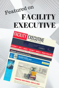 We're thrilled to share that an article written by our CEO, Hillel Glazer, was recently featured on the Faciliy Executive homepage!