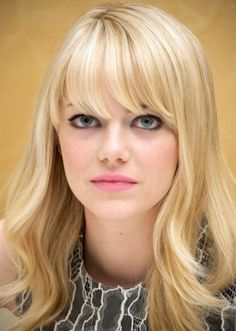 Long Hairstyles With Bangs For Square Faces, Womens Long Hairstyles ~ #Junlonghair #bangs #womenhairstyles