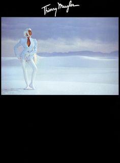 AngelLover's Scans: Niki Taylor - Estelle Lefebure - 1991 Thierry Mugler Ads - Ph. Thierry Mugler