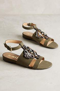 Kalliste Victorian Sandals - anthropologie.com #anthrofave