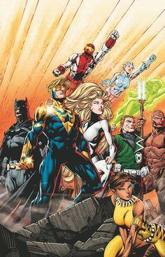 David Finch - Justice League International