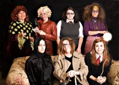 awesome harry potter costumes!