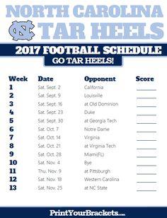 Printable LSU Tigers Football Schedule   SEC Football 2017 ...