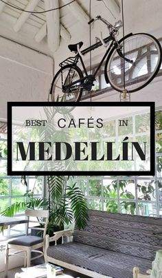 Whether you're looking for somewhere chilled out or somewhere with a little more energy, there are plenty of great cafés with WiFi in Medellin. If you are a digital nomad and work online, all of these cafés are suitable for you. Colombia Travel, Cali Colombia, Ecuador, Travel Guides, Travel Tips, Solo Travel, Travel Destinations, Peru, Chile