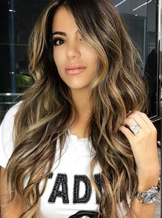 Hottest Brown Blonde Ombre Hair Color for Women's Hairstyles 2018