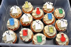 science cupcakes - Google Search