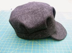 conductor hat pattern