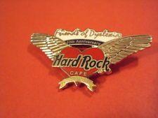 Hard Rock Cafe Pin  -Singapore 10th Anniversary.