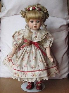 #Collectable #alberon #porcelain doll mimi,  View more on the LINK: http://www.zeppy.io/product/gb/2/322054099691/