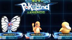 SQUADRA POKEMON !!!:Game of Monster : Legendary [Pokeland Legends ITA] [...