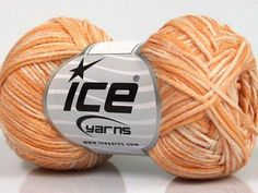 Sale Summer Orange Shades Ice Yarns 57934 Ice Yarns, Orange Shades, Summer, Stuff To Buy, Cotton, Summer Time