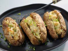 Twice Baked Potatoes Recipe : Nancy Fuller : Food Network - FoodNetwork.com