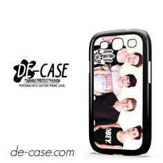 Jc Caylen Ricky Dillon Kian Lawley And Connor Franta DEAL-5839 Samsung Phonecase Cover For Samsung Galaxy S3 / S3 Mini