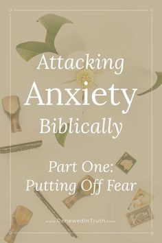 Anxiety is not a distance issue for me. If you have ever read my testimony, you will see that this is an issue that is close to my heart. My entire life I have struggled with anxiety, even after I became a believer and was saved by God's grace. Though God has given me a ... Read More about Attacking Anxiety Biblically | Part One: Putting Off Fear