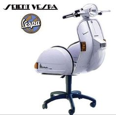 another cool Vespa chair