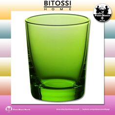 BITOSSI HOME. DESIGUAL Set 6 bicchierini da liquore | One set of 6 shot glass