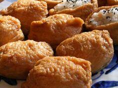 じゅわっ❤とおいしいふっくらいなり寿司の画像