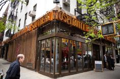 Southern Hospitality - Justin Timberlake's restaurant NYC