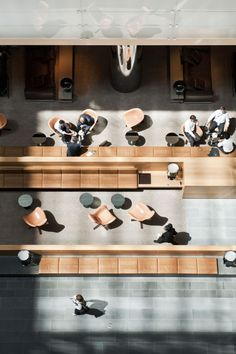 ANZ Centre by HASSELL Office Interior