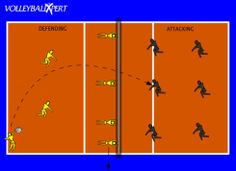 volleyball drills for beginners pdf