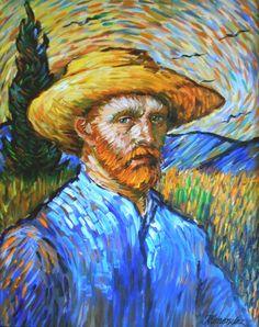 Discover the secret painting techniques of the world's most famous artists! #paintingtechniques #famousartists