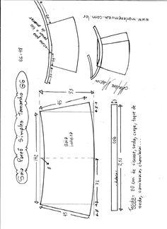Saia envelope fácil simples. Publicado em09/11/2016pormarleneglaumar2002emcostura e acabamento,modelagem. Optei para fazer a modelagem desta saia sem costuras laterais, inteira. Esquema de modelagem do PP ao EXGG.