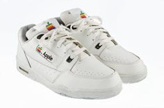 EffortlesslyFly.com - Kicks x Clothes x Photos x FLY SH*T!: These Vintage Apple Sneakers Are Being Auctioned o...