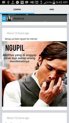comma wiki #ngupil