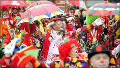Fasching (Carnival),Germany