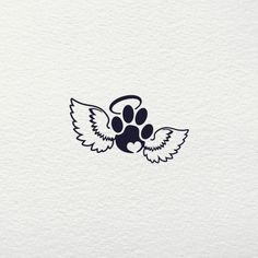 Tatto Cat, Cat Paw Print Tattoo, Tatoo Dog, Cat Paw Tattoos, Tribal Tattoos, Tattoos Skull, Cat And Dog Tattoo, Dreamcatcher Tattoos, Celtic Tattoos