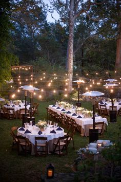 #string-lights, #outdoor-dinner-party Photography: Maya Myers Photography - mayamyers.com Read More: http://www.stylemepretty.com/little-black-book-blog/2014/07/23/elegant-montecito-estate-wedding/