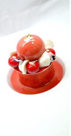 Les desserts parfaits de Benoît Charvet chez Georges Blanc