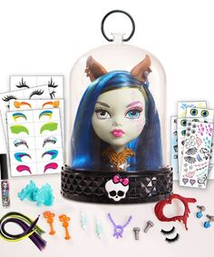 Monster High Gore-geous Ghoul Anti-Styling Head
