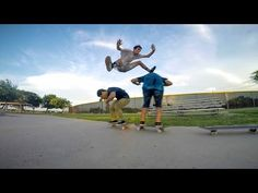 GoPro Skate: Best of Berrics Skateboarding is Fun 2016 - YouTube