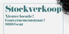 Stockverkoop Rewind Strore Gent -- Gent -- 17/11-18/11