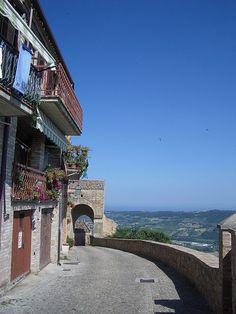 Monterubbiano, province of Fermo , Marche by livinginlemarche