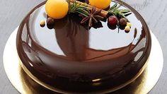 Зеркальная глазурь для торта и рецепты муссовых тортов с ней
