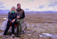 Sollia, Stor-Elvdal, Hedmark, NORWAY Their Royal Highnesses HRH Crownprince Haakon, HRH Crownprincess Mette Marit