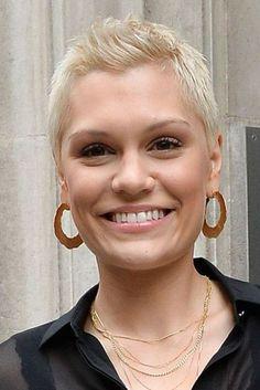 Jessie J - Short Hairstyles