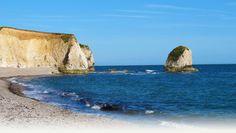 Freshwater Bay, Isle of Wight, United Kingdom