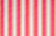 Pavilion Stripe from Bennison #stripe #pink
